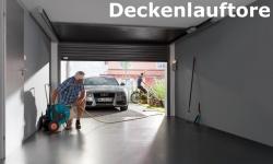 Deckenlauftore (2)