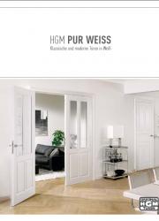 HGM pur weiß