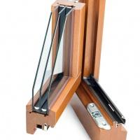Holzfenster 68