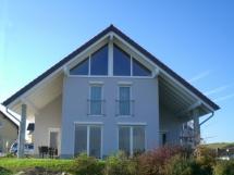 EFH Wallhausen Holz Alu 2